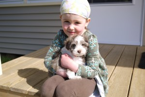 Evie w Buster